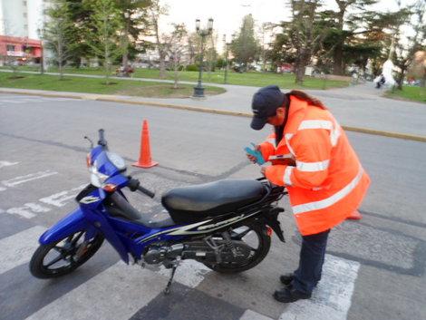 Campana Noticias Nueve Motos Secuestradas Y 32 Multas